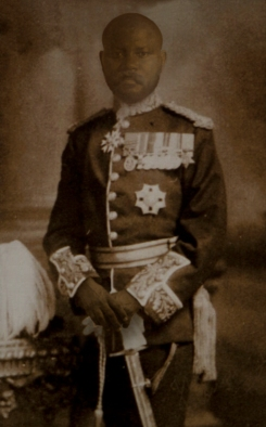Fomerly Known As Sir Frederick Lugard