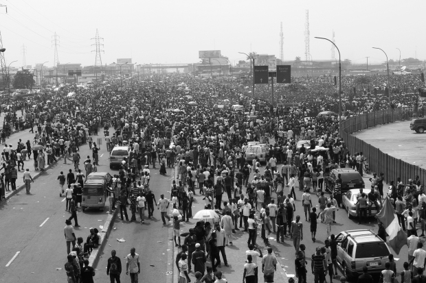 Fuel Subsidy Protest 2012 03